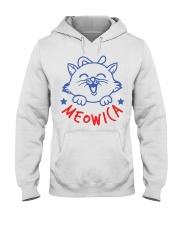 MEOWICA T-SHIRT Hooded Sweatshirt thumbnail