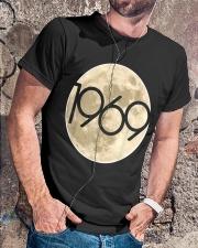 50Th Anniversary Apollo 11 1969 Moon Landing Classic T-Shirt lifestyle-mens-crewneck-front-4