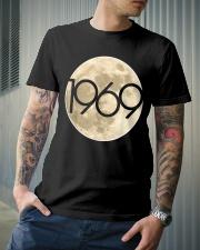 50Th Anniversary Apollo 11 1969 Moon Landing Classic T-Shirt lifestyle-mens-crewneck-front-6