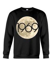 50Th Anniversary Apollo 11 1969 Moon Landing Crewneck Sweatshirt thumbnail