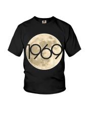 50Th Anniversary Apollo 11 1969 Moon Landing Youth T-Shirt thumbnail