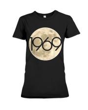 50Th Anniversary Apollo 11 1969 Moon Landing Premium Fit Ladies Tee thumbnail