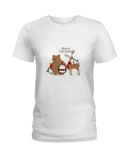 Noel costumes Ladies T-Shirt thumbnail