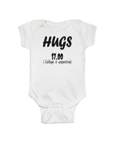 Hugs me