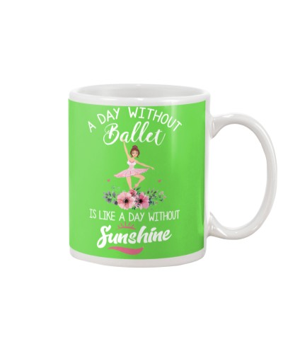 A day without Ballet Tee