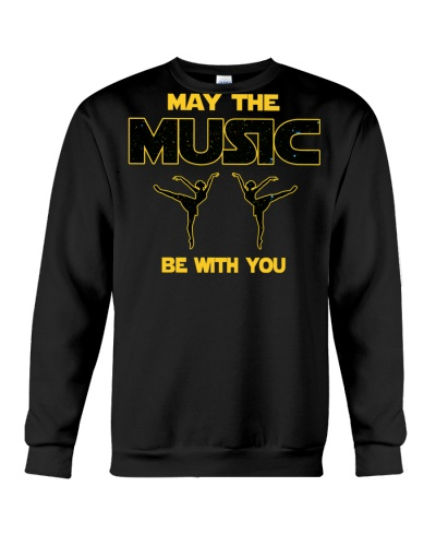 May The Music Be With You
