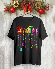 Ballet and Dance Tee Classic T-Shirt lifestyle-holiday-crewneck-front-2