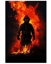Firefighter 11x17 Poster front