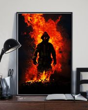 Firefighter 11x17 Poster lifestyle-poster-2