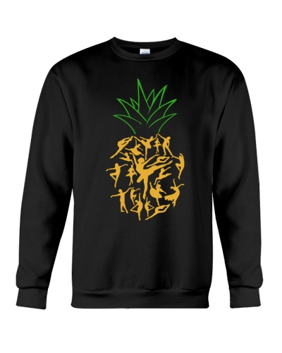 Ballet and Dance Pineapple Tshirt