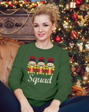 Ballet And Dance Tee Crewneck Sweatshirt lifestyle-holiday-sweater-front-2