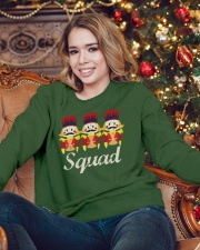 Ballet And Dance Tee Crewneck Sweatshirt lifestyle-holiday-sweater-front-3