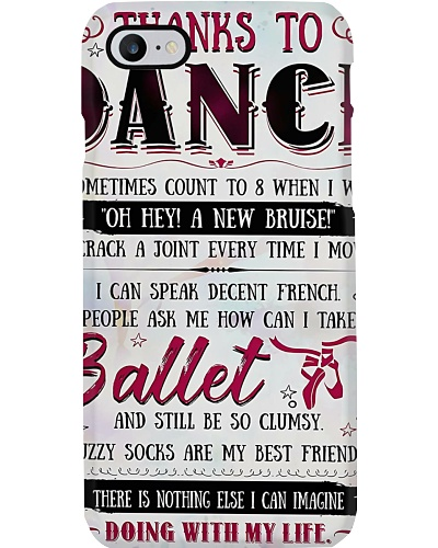 Ballet and Dance Poster