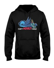 Can't Adult Today Hooded Sweatshirt thumbnail