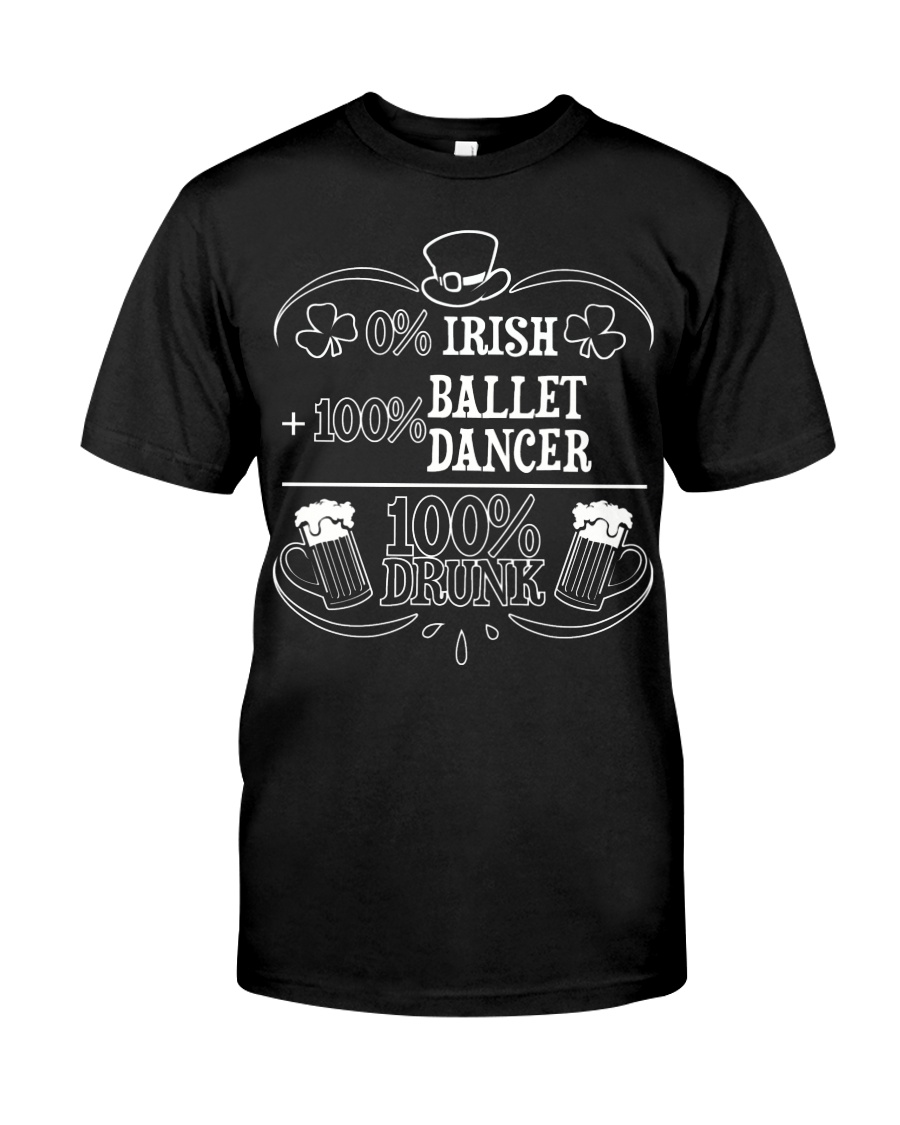 Irish Ballet Dancer Classic T-Shirt