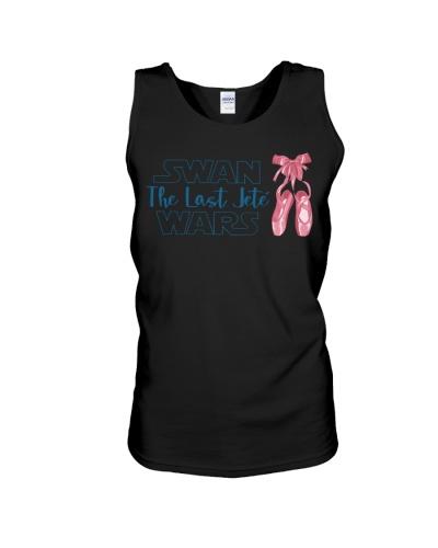 Ballet and Dance Swan Wars Tshirt