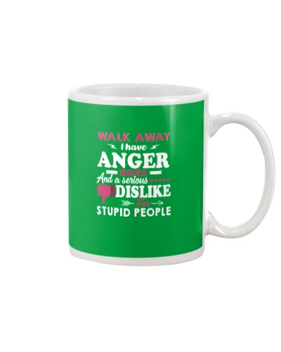 a serious dislike for stupid people