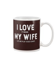 My wife Mug tile