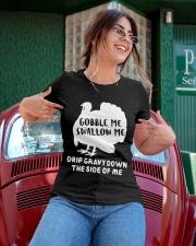 GOBBLE ME SWALLOW ME Ladies T-Shirt apparel-ladies-t-shirt-lifestyle-01