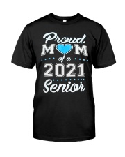 Proud mom senior Classic T-Shirt thumbnail