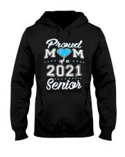Proud mom senior Hooded Sweatshirt thumbnail