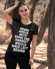 NEVER ARGUE Ladies T-Shirt apparel-ladies-t-shirt-lifestyle-06
