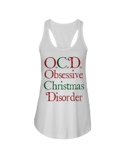 OCD Christmas Ladies Flowy Tank thumbnail