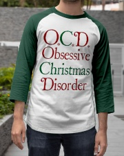 OCD Christmas Baseball Tee apparel-baseball-tee-lifestyle06
