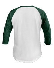 OCD Christmas Baseball Tee back