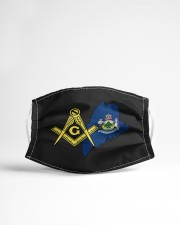 Maine Freemasons Cloth face mask aos-face-mask-lifestyle-22