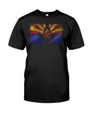 Arizona Freemasons Classic T-Shirt front