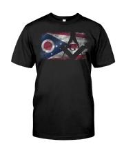 Ohio Freemasons Classic T-Shirt front