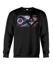 Ohio Freemasons Crewneck Sweatshirt tile