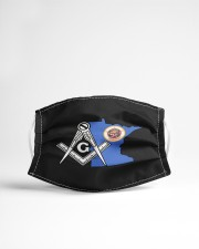 Minnesota Freemasons Cloth face mask aos-face-mask-lifestyle-22