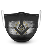 Rhode Island Freemasons Masks tile
