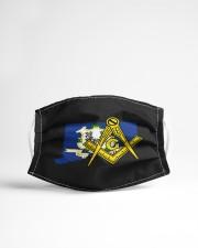 Connecticut Freemasons Cloth face mask aos-face-mask-lifestyle-22