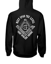 Part Upon The Square Hooded Sweatshirt tile