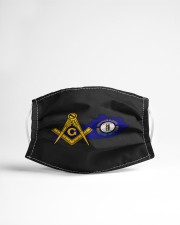 Kentucky Freemasons Cloth face mask aos-face-mask-lifestyle-22