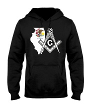 Illinois Freemasons Hooded Sweatshirt tile