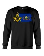 Pennsylvania Freemasons Crewneck Sweatshirt tile