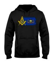 Pennsylvania Freemasons Hooded Sweatshirt tile