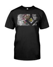 Illinois Freemasons Classic T-Shirt front