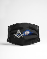 Virginia Freemasons Cloth face mask aos-face-mask-lifestyle-22