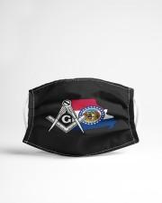 Missouri Freemasons Cloth face mask aos-face-mask-lifestyle-22