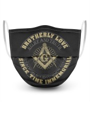 Brotherly Love - Relief and Truth Masks tile