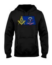 North Dakota Freemasons Hooded Sweatshirt tile