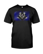 Connecticut Freemasons Classic T-Shirt front
