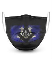 Connecticut Freemasons Masks tile