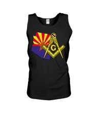 Arizona Freemasons Unisex Tank tile