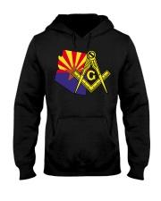 Arizona Freemasons Hooded Sweatshirt tile